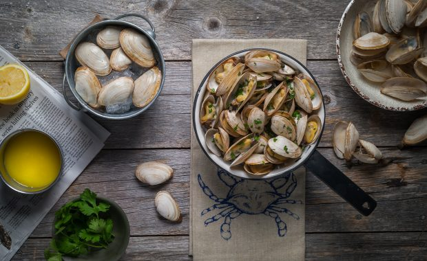 PEI Soft Shell Clams