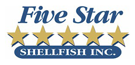 Five Star Shellfish logo