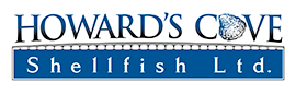 Howards Cove Shellfish logo