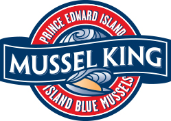 PEI Mussel King logo