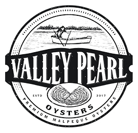 Valley Pearl Oysters logo