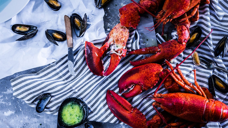 Prince Edward Island Seafood